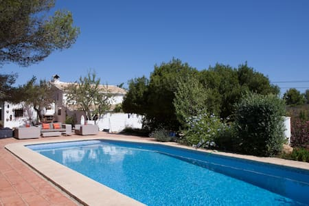 Near Denia and Javea, a rare finca - Pedreguer