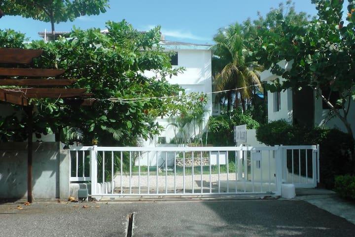 Very private and secure complex 204 - Cabarete - Apartment