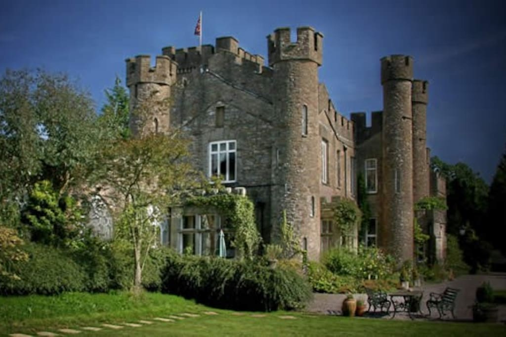 Augill Castle - unlike anywhere you have ever stayed before