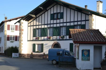Maison Etxe-Berria (A) - Ossès