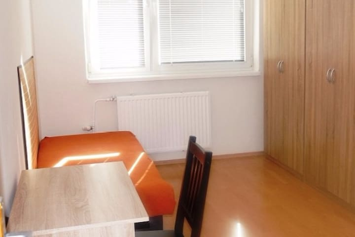 Shared Room in Bratislava near to city centre