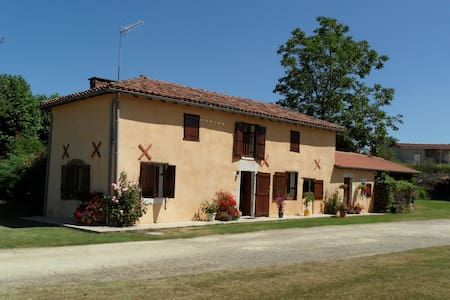 maison ancienne entièrement rénovée - Audignon - บ้าน