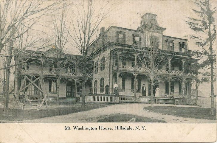 Historic Mt. Washington House, built in 1881. #1
