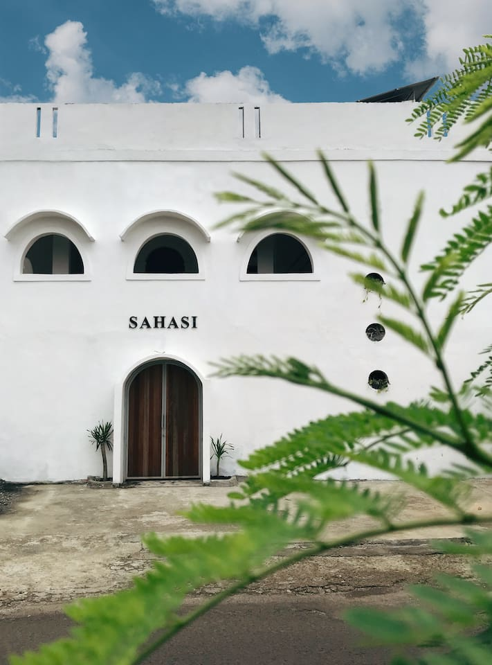 SAHASI Exterior Building