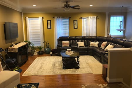 Peaceful and Quiet Townhome for long stay