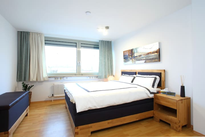 2 ROOM CITY SUITE NRG APARTMENTS (2) - Nuremberg - Pis