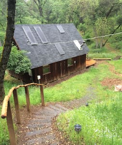 Cottage in Woods, Quiet, Bike/Snow - Soulsbyville