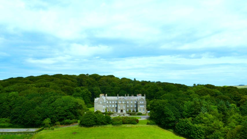 Dunskey Estate: Castle on 2000-acre by the Sea - Portpatrick - 성