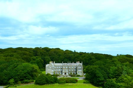 Dunskey Estate: Castle on 2000-acre by the Sea - Portpatrick - 城堡