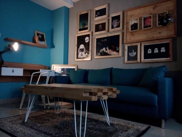 Cozy One BedRoom apart - Bandung - Leilighet