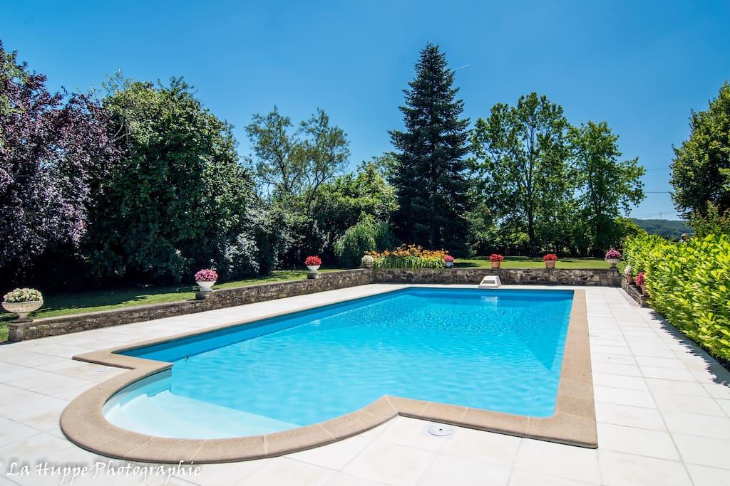 Pool (12mx6m)