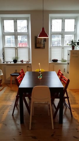 Cosy room in the heart of Vesterbro