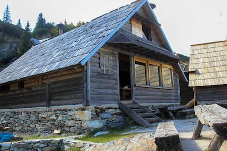Prokosko lake mountain cabin - Fojnica - Cottage