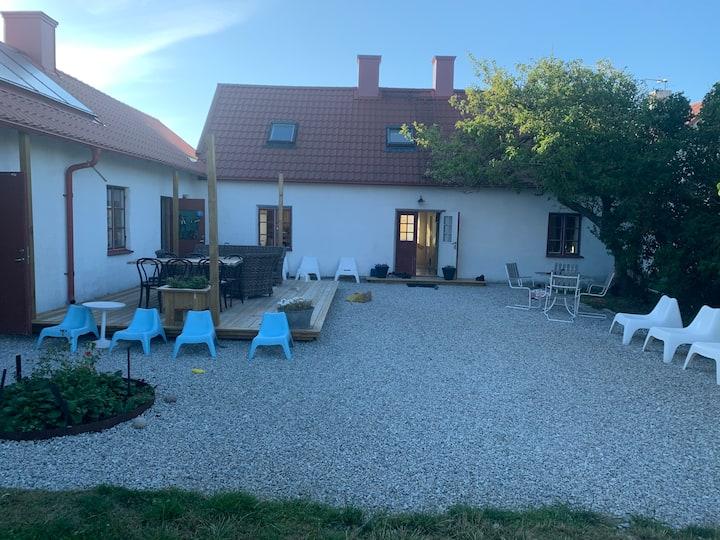 Hablingbo Petes södra Gotland hus 1