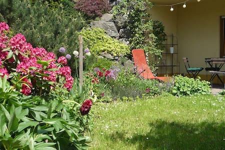Gemütliche Ferienwohnung im Lahn - Dill Bergland - Appartement