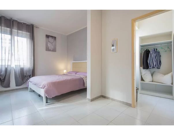 Duca 26: nice flat 2steps from ruins!