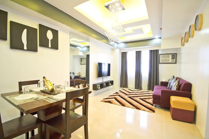 2 BR Top View Condo (Best Location Cebu City)