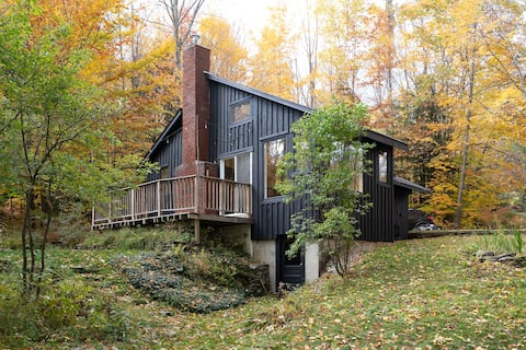 Waldhaus - Modern Forest Home