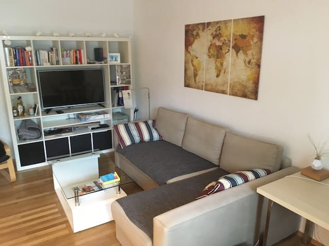 Comfy apartment 10min from the city centre