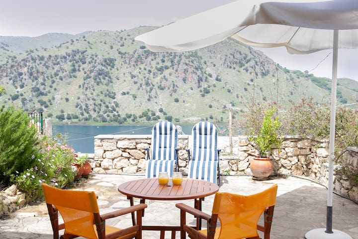Bental's Dream Place With Lake And Sea View