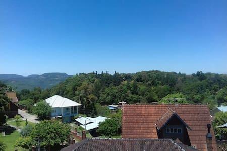 Suíte para casal - Nova Petrópolis - Apartment