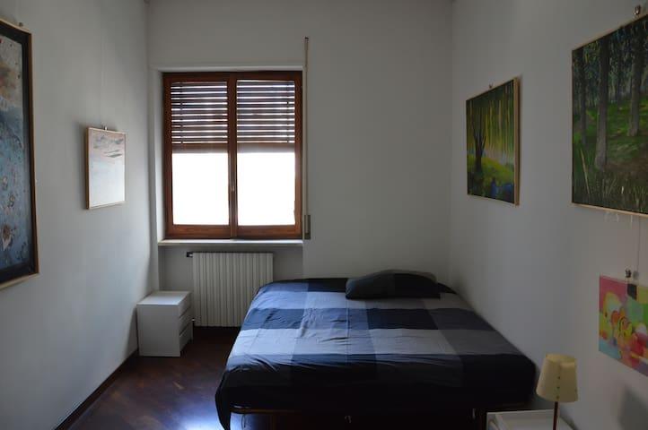 Elegante stanza per lunghi soggiorni