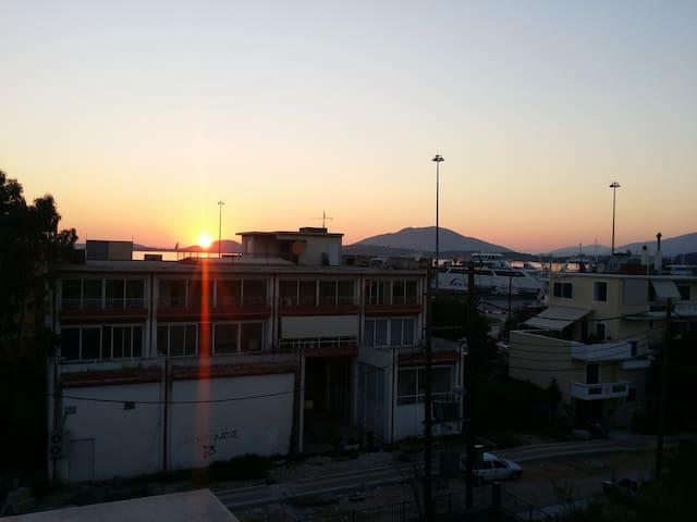 Studio à Igoumenitsa - igoumenitsa - Apartemen