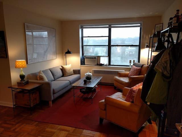 Perfect 1BR 1BA accomodation for inauguration - Washington - Departamento