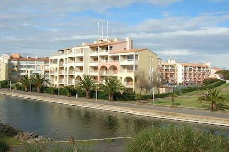 WE, petit séjour, vacances à 2 pas de la mer - Agde