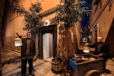 Perfect single room in Marrakech
