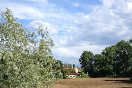 green art, 25 min from Venice - Venetsia - Talo