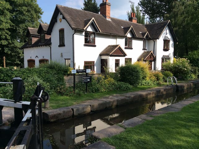 Lock House Bed and Breakfast - Burton upon Trent