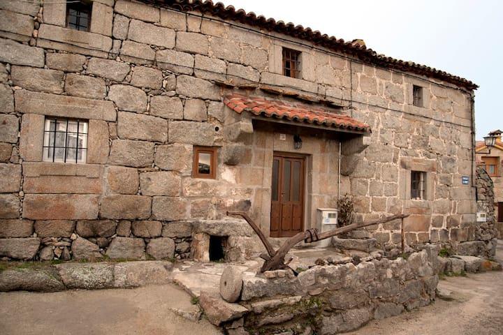 El Labrador, ideal para descansar - San Martín del Pimpollar - Huis