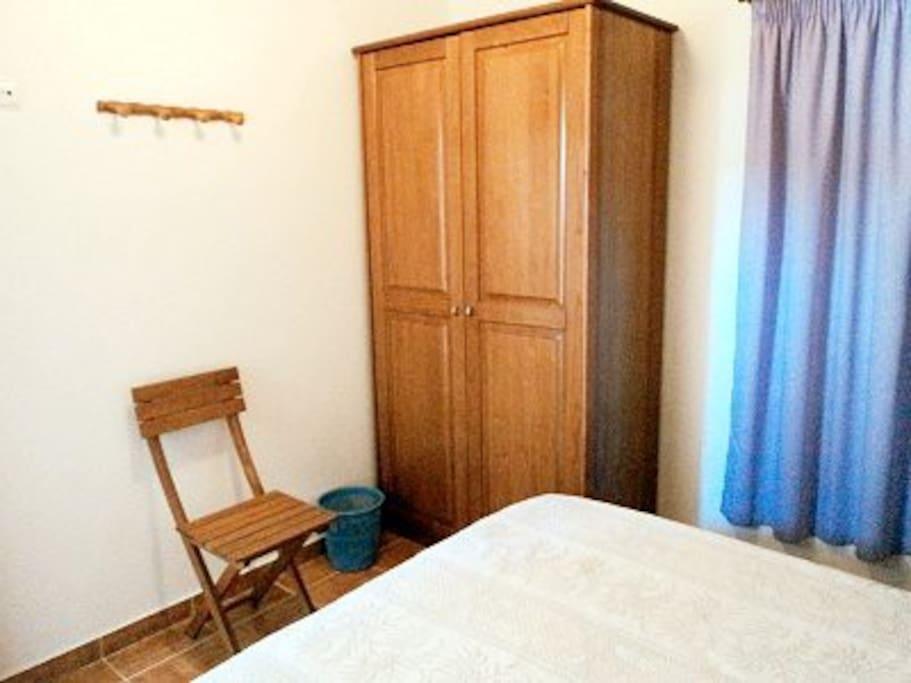 Apartment Vista Mar- Bedroom 1