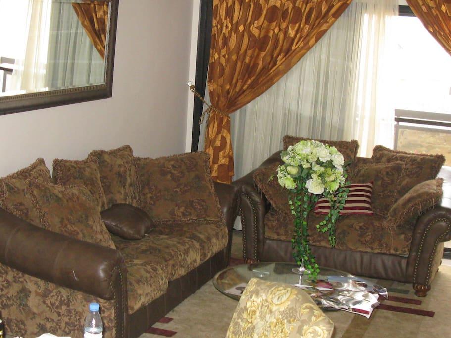Sitting area, living room 2