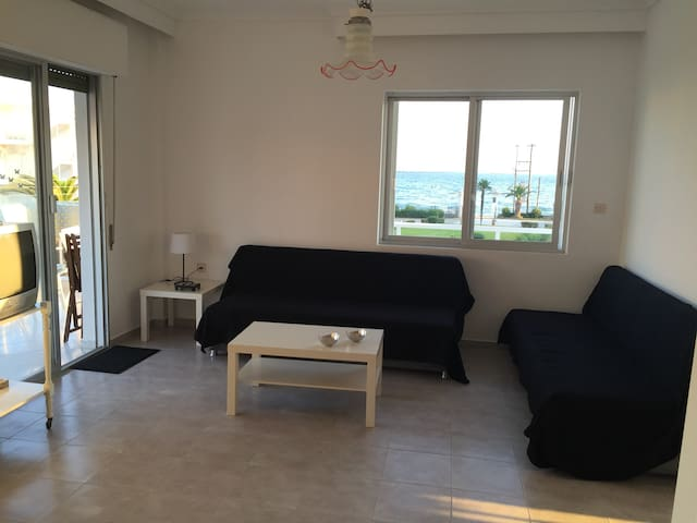 Seafront apartment in private complex - Χαλκιδικη - Lejlighed
