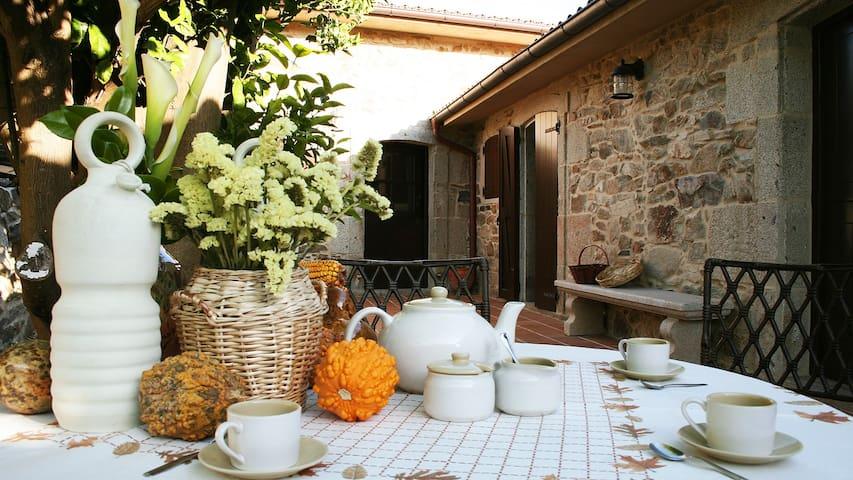 A Casa de Filomena - Boiro - Rumah