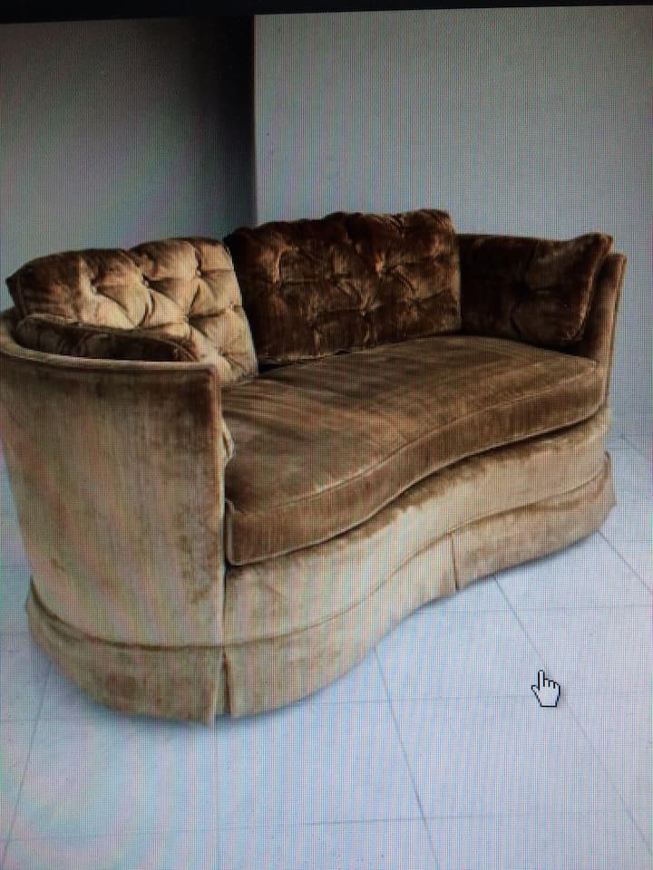 Mini couch heaven