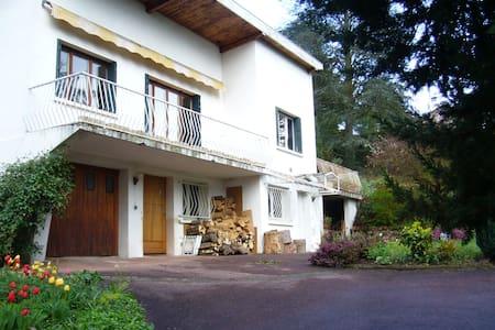 maison d'artiste sur la collline - リヨン - 別荘