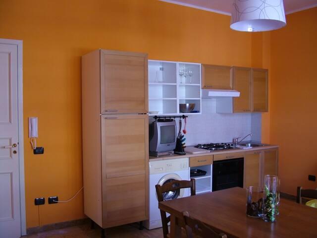 Camera Nina con cucina e bagno privato