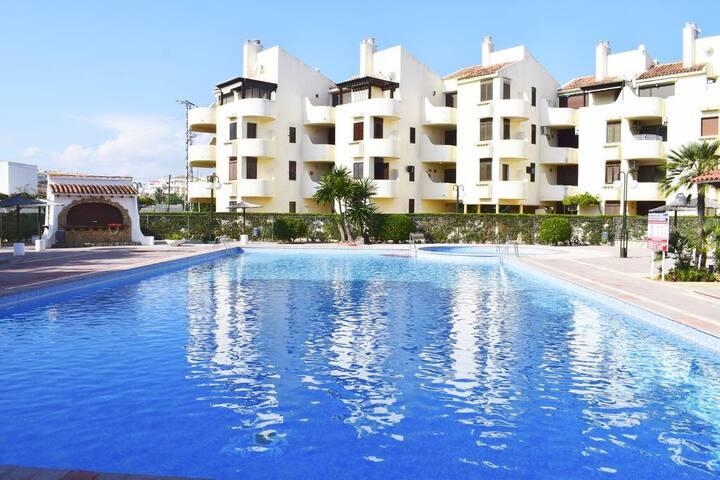 Apartamento en Playa de las Marinas, Dénia