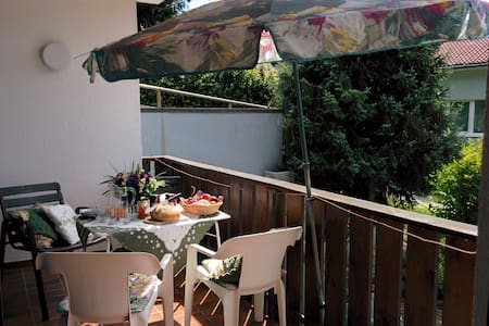 Ferienwohnung in St Blasien Zentrum - Sankt Blasien - Apartment