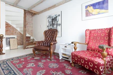 Het kleinste huisje van Arnhem