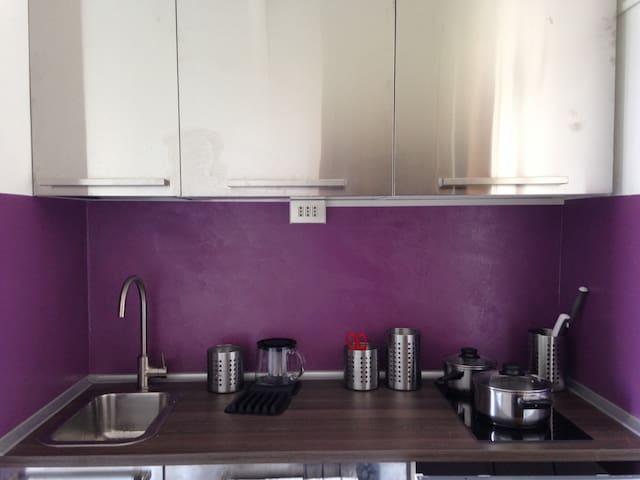 Independent studio  - Milán - Apto. en complejo residencial