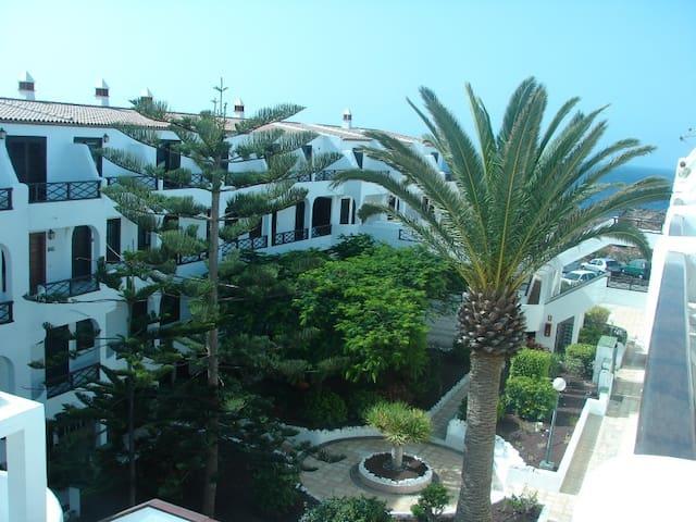COASTSIDE apartment SOUTH TENERIFE - Costa del Silencio - Apartment