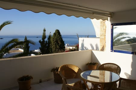 Great apartment in Roca Llisa with sea views Ibiza - Lyxvåning