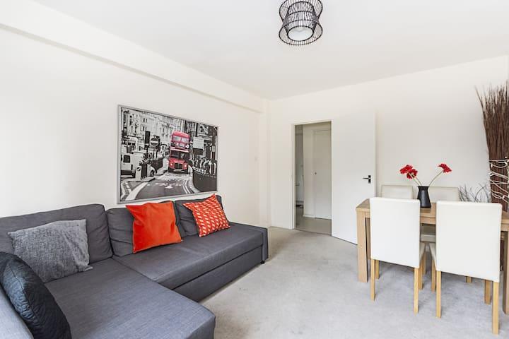 Stylish Apartment Near Ebury Square Gardens