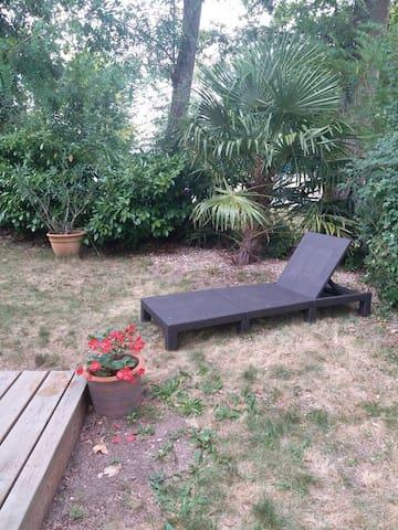 Joli appartement calme à 15 minutes de Bordeaux