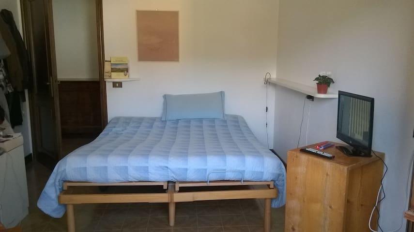 Zimmer in Celana, im Gruenen - Caprino Bergamasco(BG),Celana - Ev