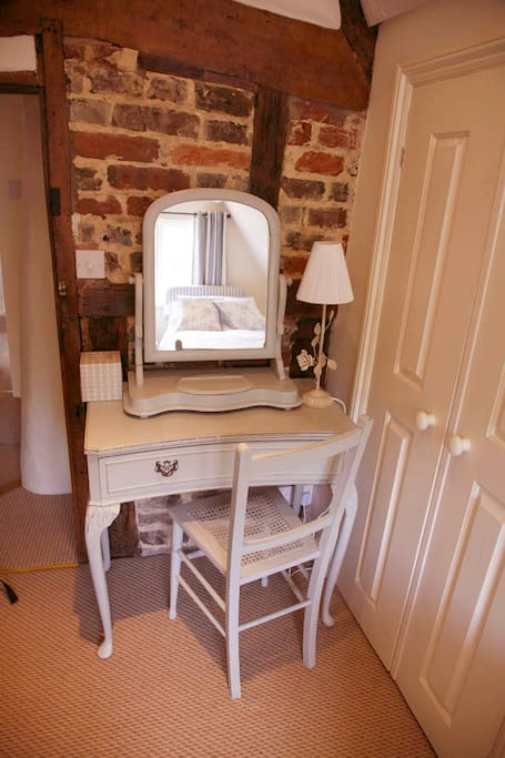 The pretty French style dressing table